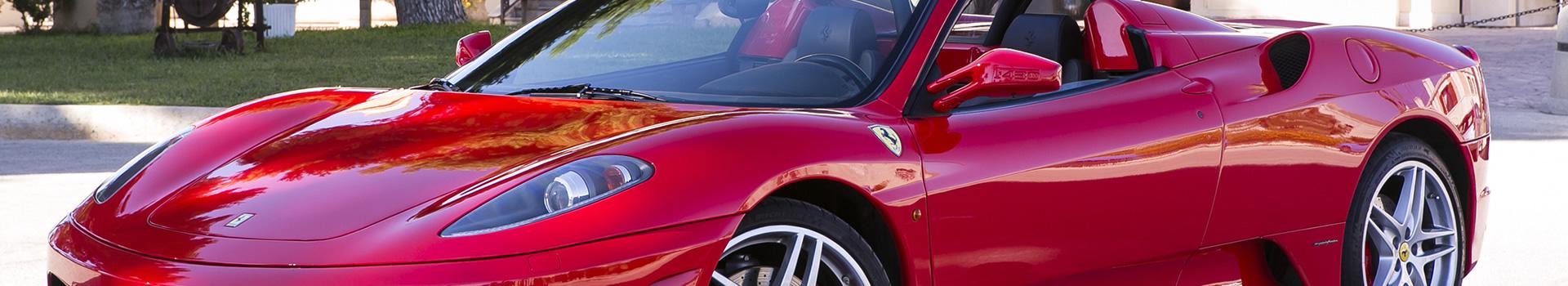 Riparazioni e verniciatura auto prestigiose e di lusso, carrozzerie in lamiera e in fibra di carbonio a Torino.