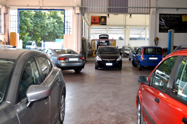 Officina Carrozzeria Donnadio Srl a Moncalieri (TO)